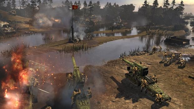 Company of Heroes 2 on PC screenshot #7