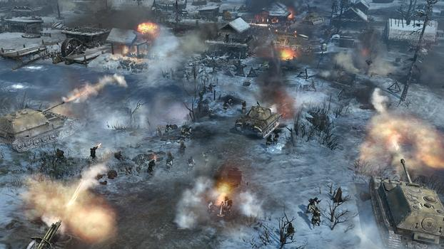 Company of Heroes 2 on PC screenshot #8
