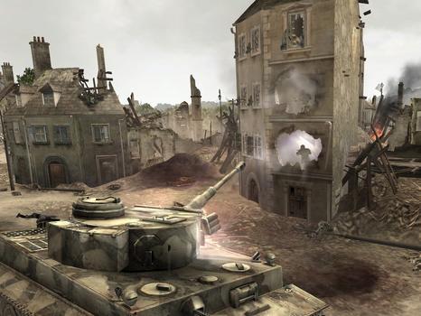Company of Heroes on PC screenshot #1
