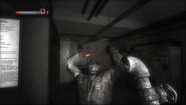 Condemned: Criminal Origins on PC screenshot #5