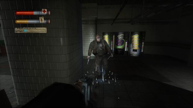 Condemned: Criminal Origins on PC screenshot #2