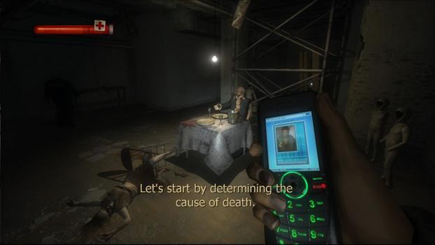 Condemned: Criminal Origins on PC screenshot #1