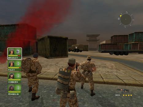 Conflict: Desert Storm on PC screenshot #1