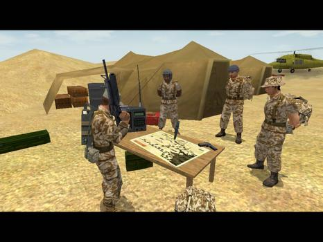 Conflict: Desert Storm on PC screenshot #2