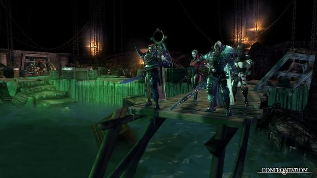 Confrontation on PC screenshot #4
