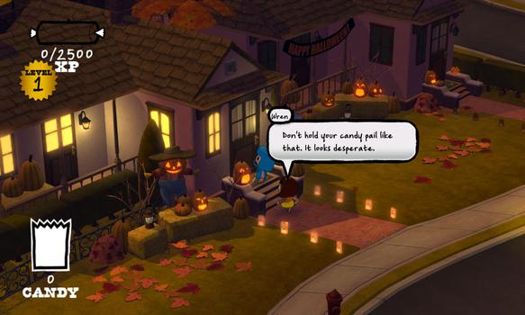 Costume Quest on PC screenshot #5