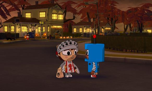 Costume Quest on PC screenshot #1