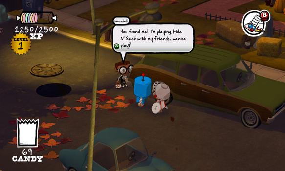 Costume Quest on PC screenshot #2