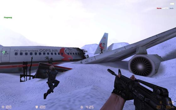 Counter Strike: Condition Zero on PC screenshot #1