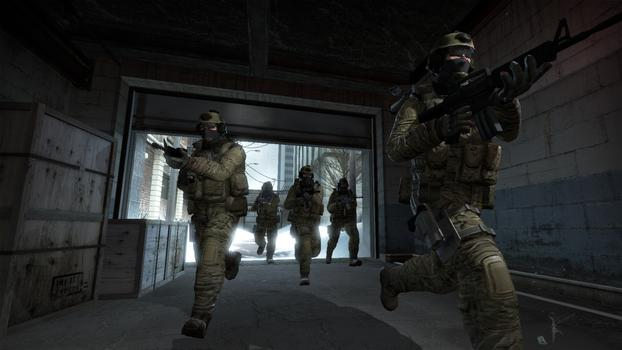 Counter Strike: Global Offensive on PC screenshot #1