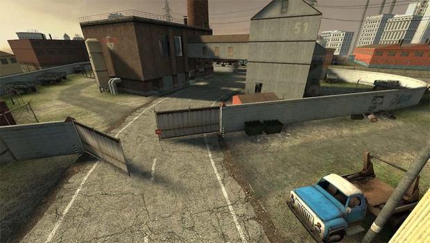 Counter Strike: Source on PC screenshot #4