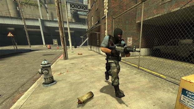 Counter Strike: Source on PC screenshot #2