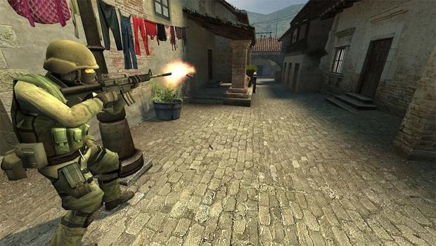 Counter Strike: Source on PC screenshot #1