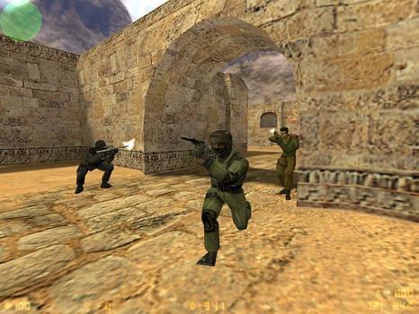 Counter Strike on PC screenshot #5