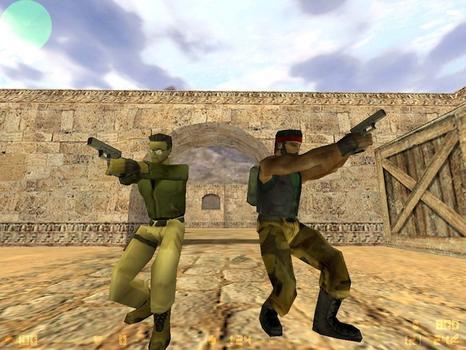 Counter Strike on PC screenshot #4