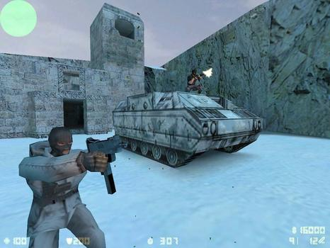 Counter Strike on PC screenshot #2