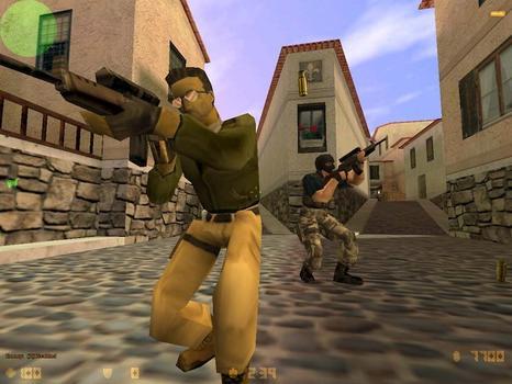 Counter Strike on PC screenshot #1
