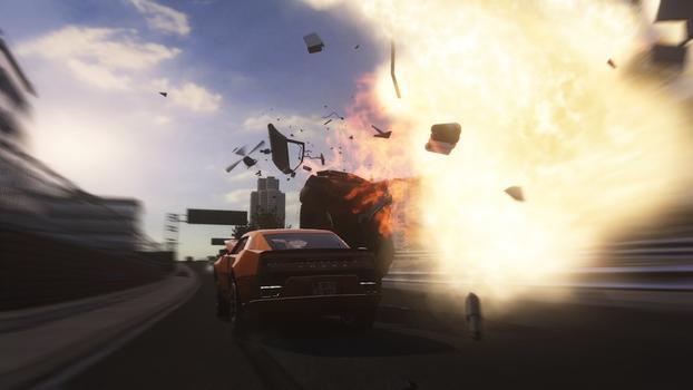 Crash Time III on PC screenshot #1