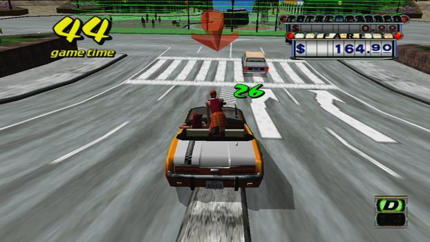 Crazy Taxi on PC screenshot #2