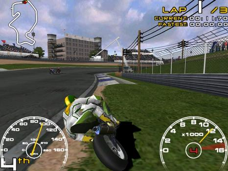 Crescent Suzuki Racing on PC screenshot #3