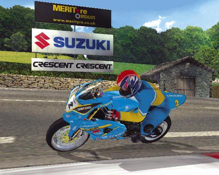 Crescent Suzuki Racing on PC screenshot #1