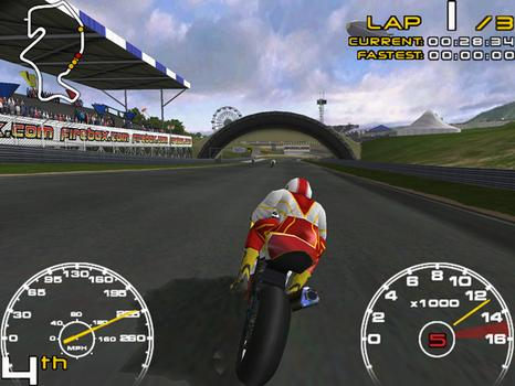 Crescent Suzuki Racing on PC screenshot #2