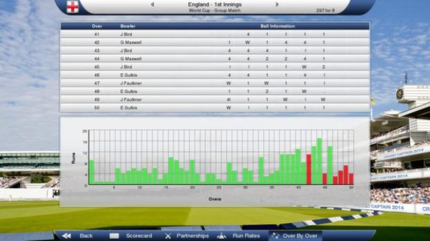 Cricket Captain 2014 on PC screenshot #8