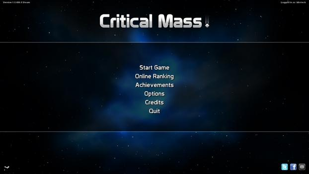 Critical Mass on PC screenshot #3