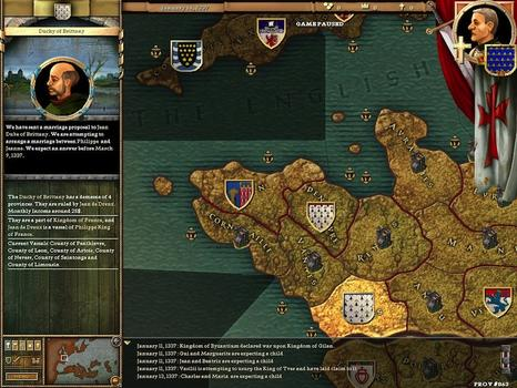 Crusader Kings Complete on PC screenshot #4