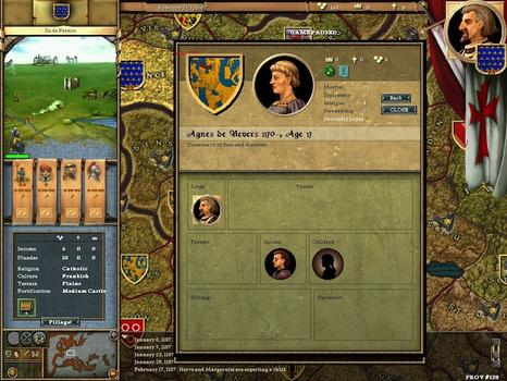 Crusader Kings Complete on PC screenshot #3