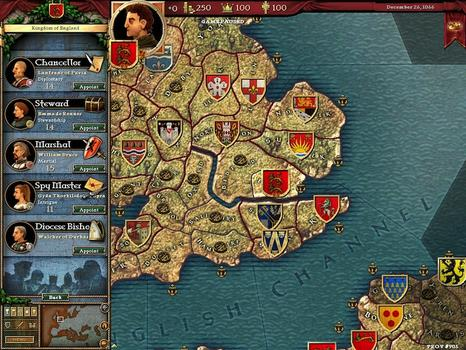 Crusader Kings Complete on PC screenshot #2