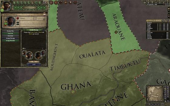 Crusader Kings II: African Portraits on PC screenshot #5