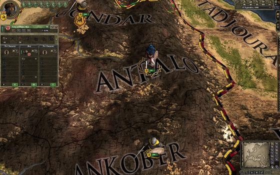 Crusader Kings II: African Unit Pack on PC screenshot #6