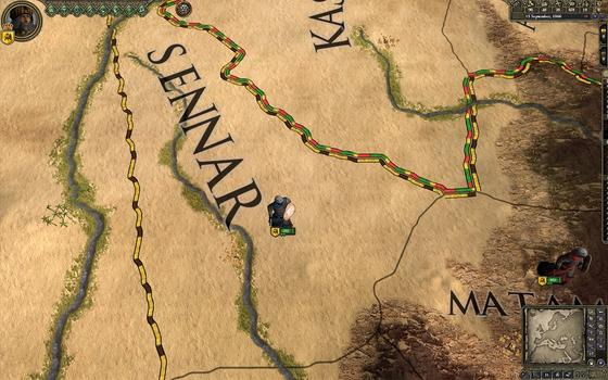 Crusader Kings II: African Unit Pack on PC screenshot #5