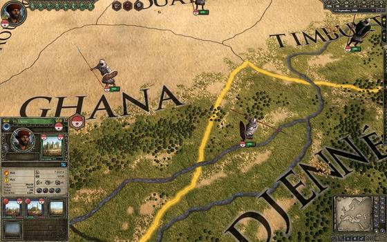 Crusader Kings II: African Unit Pack on PC screenshot #4