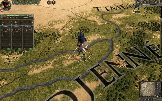 Crusader Kings II: African Unit Pack on PC screenshot #2