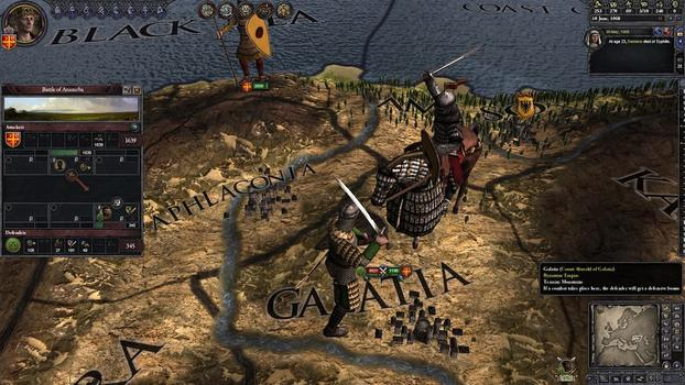 Crusader Kings II: Byzantine Unit Pack on PC screenshot #6