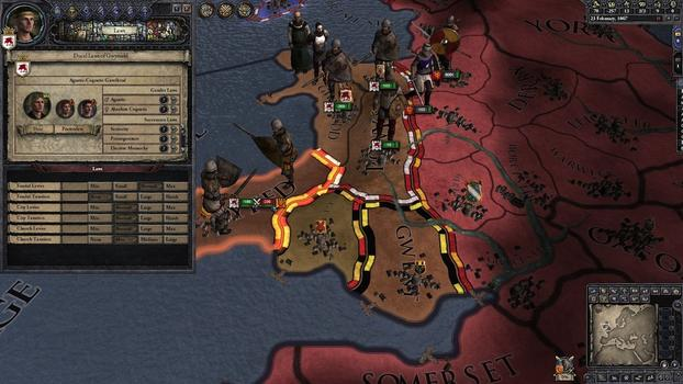 Crusader Kings II: Celtic Unit Pack on PC screenshot #6