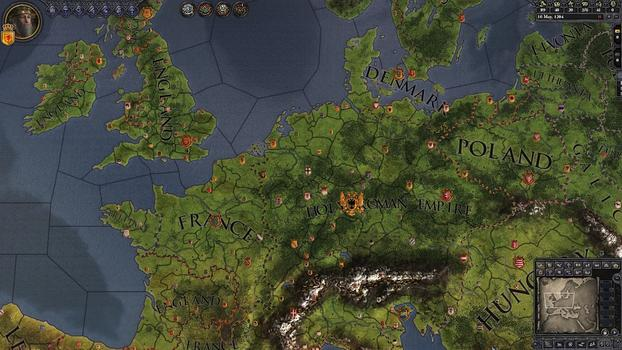 Crusader Kings II: Celtic Unit Pack on PC screenshot #5