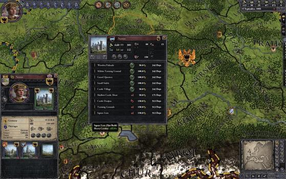 Crusader Kings II Collection on PC screenshot #2