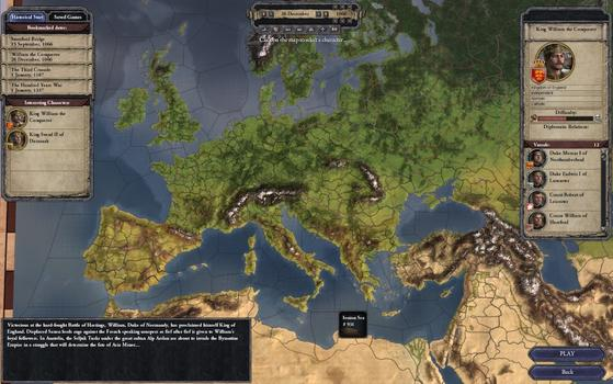 Crusader Kings II Collection on PC screenshot #1