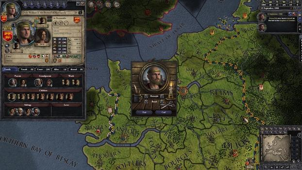 Crusader Kings II: Customization Pack on PC screenshot #4