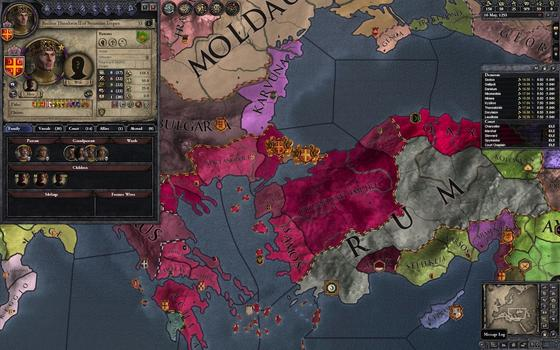 Crusader Kings II: Dynasty Shield II on PC screenshot #4