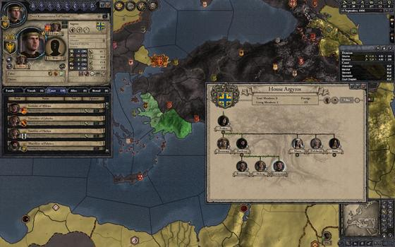 Crusader Kings II: Dynasty Shield II on PC screenshot #2