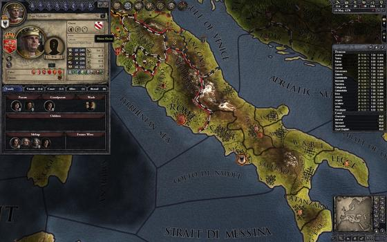 Crusader Kings II: Dynasty Shield II on PC screenshot #1