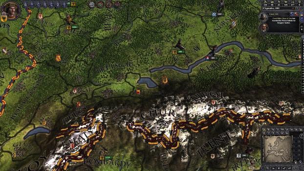 Crusader Kings II: Dynasty Shield III on PC screenshot #6