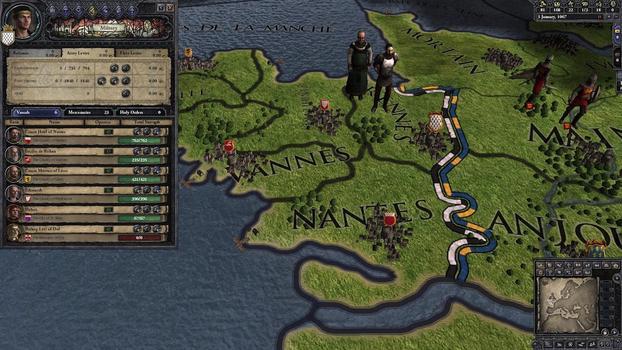 Crusader Kings II: Dynasty Shield III on PC screenshot #4