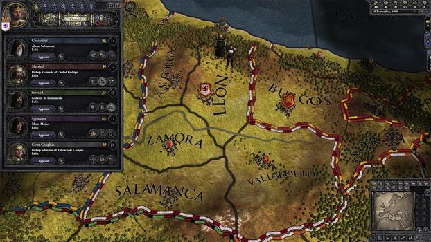 Crusader Kings II: Dynasty Shield III on PC screenshot #1