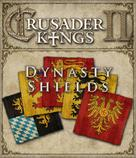 Crusader Kings II - Dynasty Shields DLC