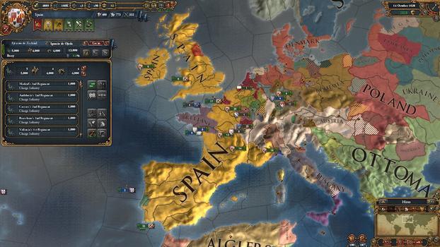 Crusader Kings II: Europa Universalis IV Converter on PC screenshot #5